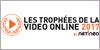 Trophées de la Vidéo Online