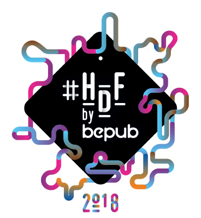 Logo HDF by bepub