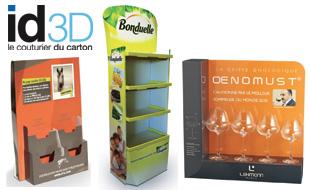 Consultez le portfolio de id3d - le couturier du carton