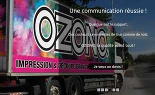 Consultez le portfolio de OZONO Print