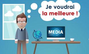Consultez le portfolio de l'Agence Média Compact