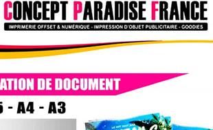 Consultez le portfolio de Concept Paradise France