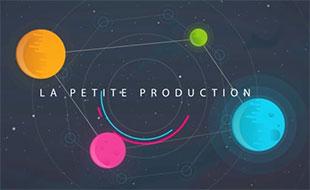 Consultez le portfolio de La Petite Production