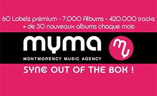 Consultez le portfolio de MYMA - MontmorencY Music Agency