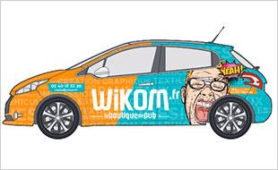 Consultez le portfolio de Studio Wikom