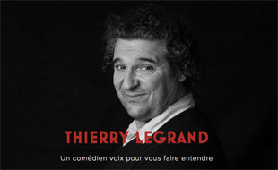 Consultez le portfolio de Thierry Legrand
