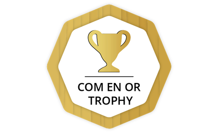 L'édition 2020 du Com'en Or Trophy !