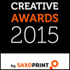 Creative Awards 2015 by SAXOPRINT