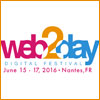 Web2day 2016 : le festival digital de Nantes