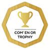 Relevez le challenge Com' en Or TROPHY 2019 !