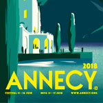 Festival du film d'animation d'Annecy 2018