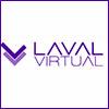 Laval Virtual, salon international et programme de conférences sur la VR/AR et les Techniques Immersives.