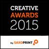 Les Creative Awards by Saxoprint mis à l'honneur à L'Orangerie du Sénat !