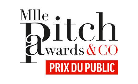 Votez pour élire le prix du public de l'édition 2021 des Mlle Pitch awards.