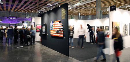 art up la foire d 39 art contemporain de lille. Black Bedroom Furniture Sets. Home Design Ideas