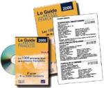 Le guide de la presse française 2008 : 9e année