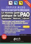 livre Nouveau guide pratique PAO par Amati