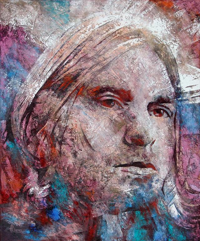 Alain Baras - Kurt Cobain II