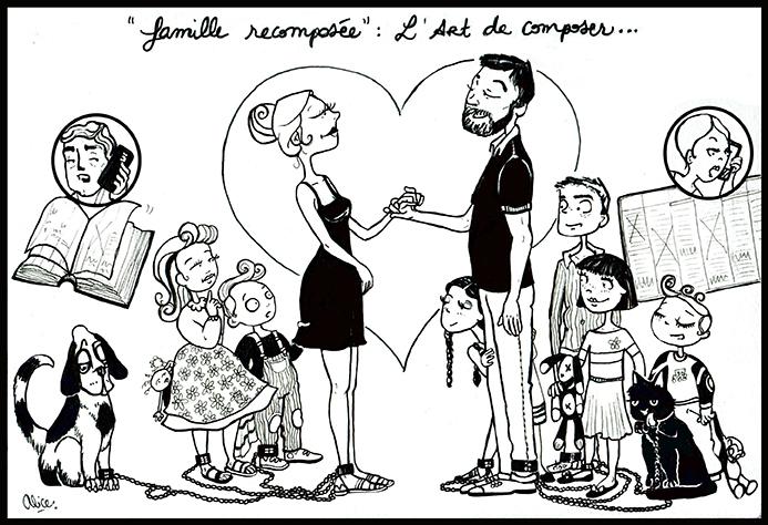 Top Galerie Humoristique de Alice Laverty - Illustrateur : dessin  RV74
