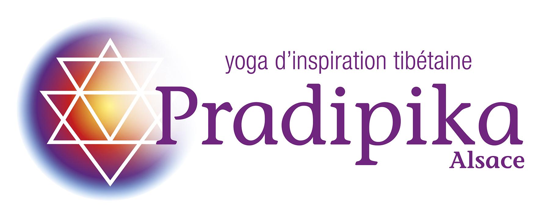 Laure Stehly - Logo Pradipika - Yoga