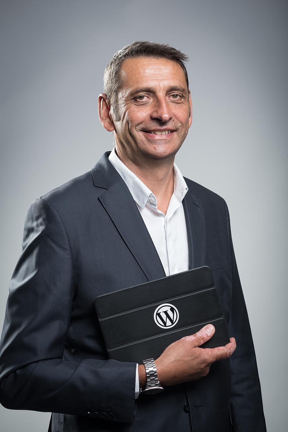 Nicolas Kalogeropoulos - Portrait d'entrepreneurs
