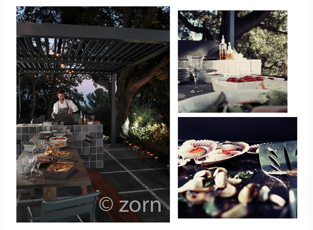 Zorn - photo Culinaire extérieur