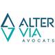 logo ALTER VIA Avocats