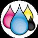 logo CMYK graphiste