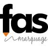 logo FAS Marquage
