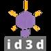 logo ID3D Animation 3D