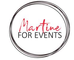 logo MARTINE FOR EVENT...